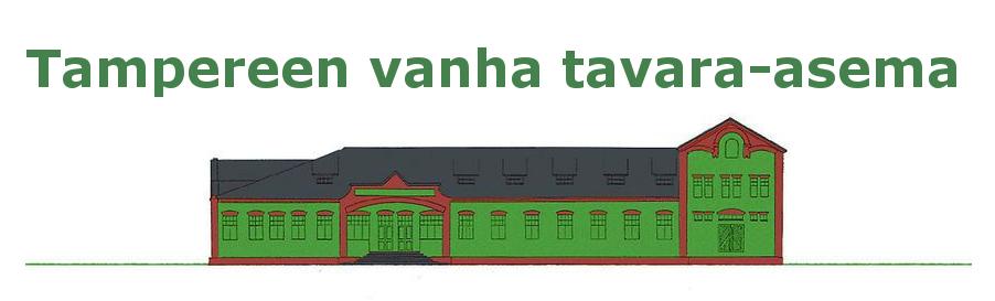 Tampereen vanha tavara-asema