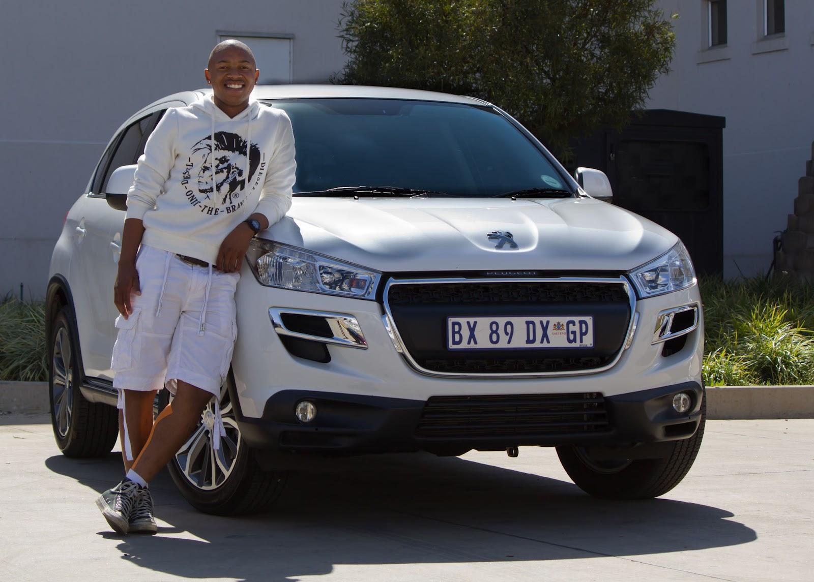 Pop Francis New Car