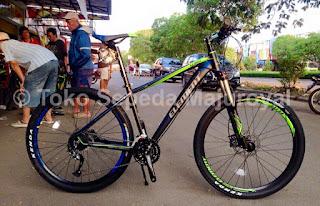 """Sepeda mtb 27,5"""" Aluminium Element XC900"""