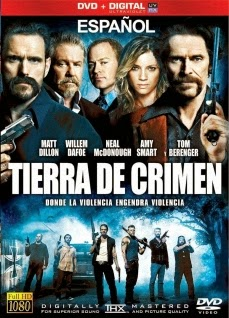 ver Tierra de crimen / Bad Country (2014)