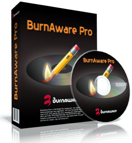 BurnAware Professional v6.3 [Multi]