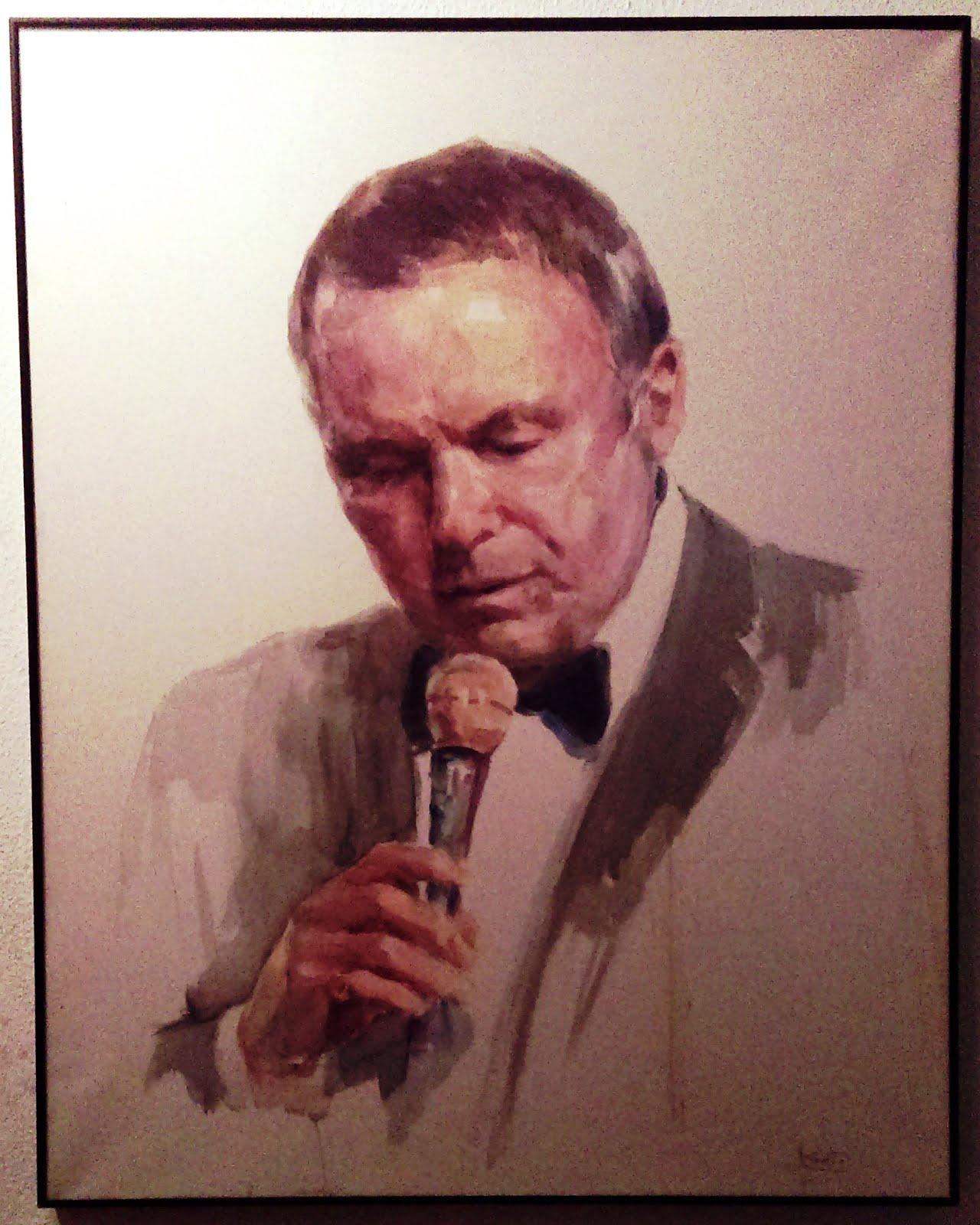 Nuestra Exposición Centenario Frank Sinatra