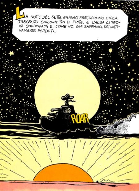 Pazienza, Aficionados, 1981