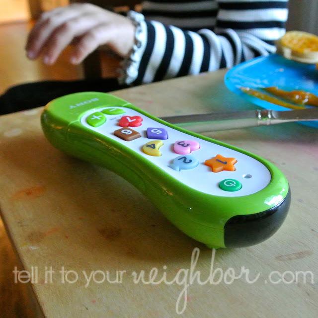 kids remote control