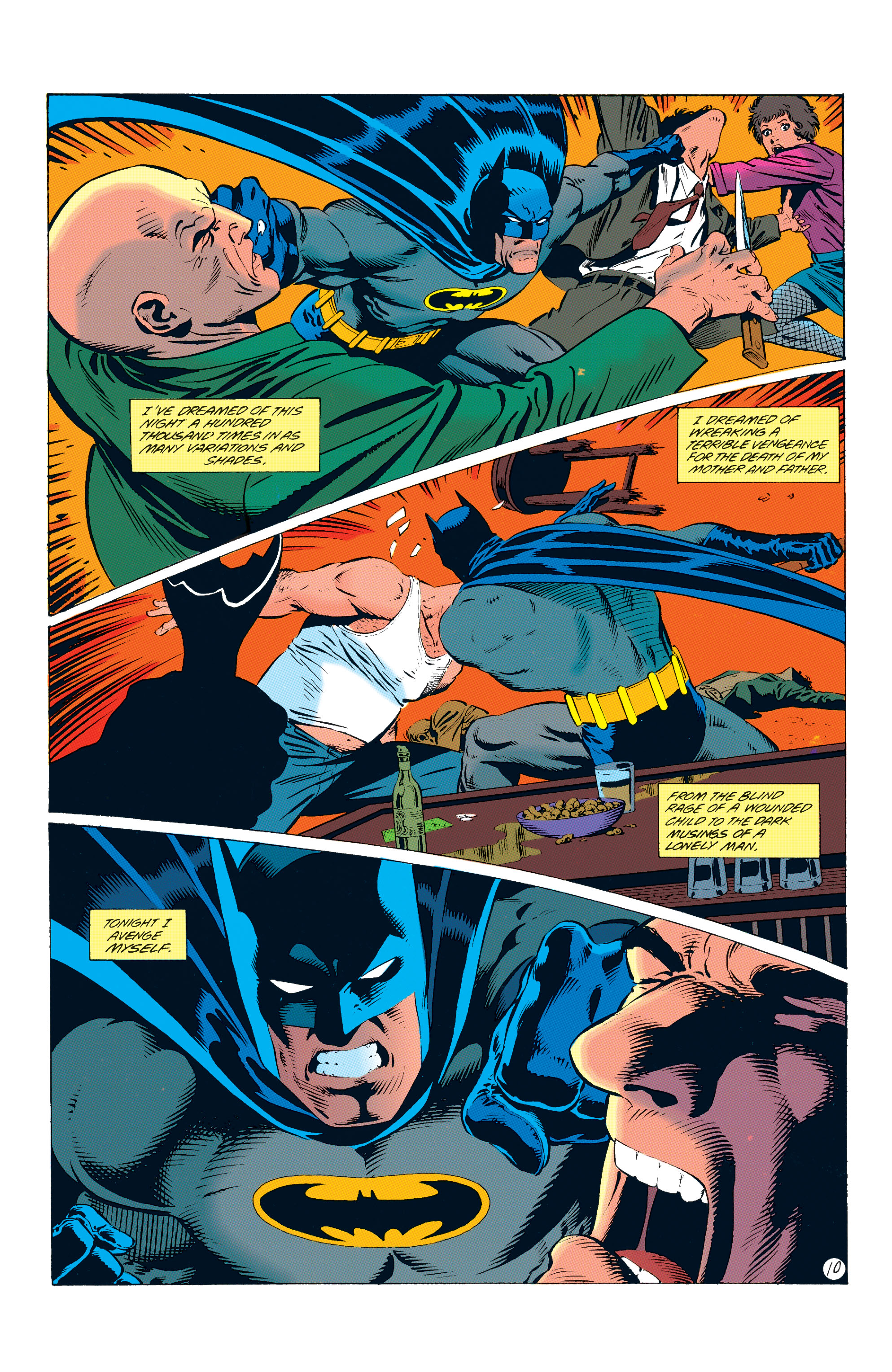 Detective Comics (1937) Issue #678 Page 11