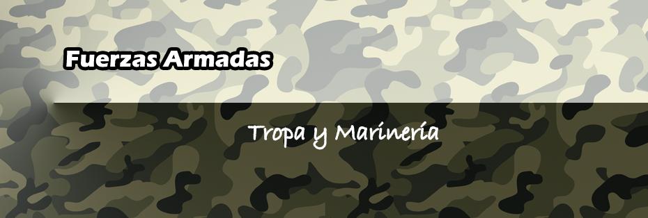 Preparación de oposición para Tropa y Marinería