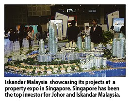 foreign direct investments into iskandar malaysia and job opportunities for