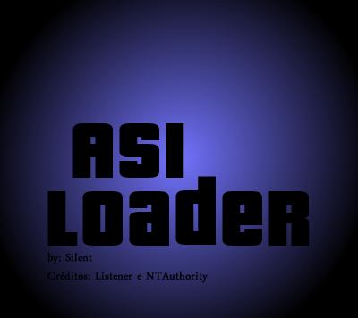 GTA SA - Silent's ASI Loader v1.3 Final