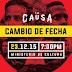 """""""La Causa"""" tiene nueva fecha para su estreno al público"""