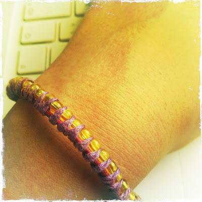 DIY Das mach ich selber! DIY Pelen-Armband