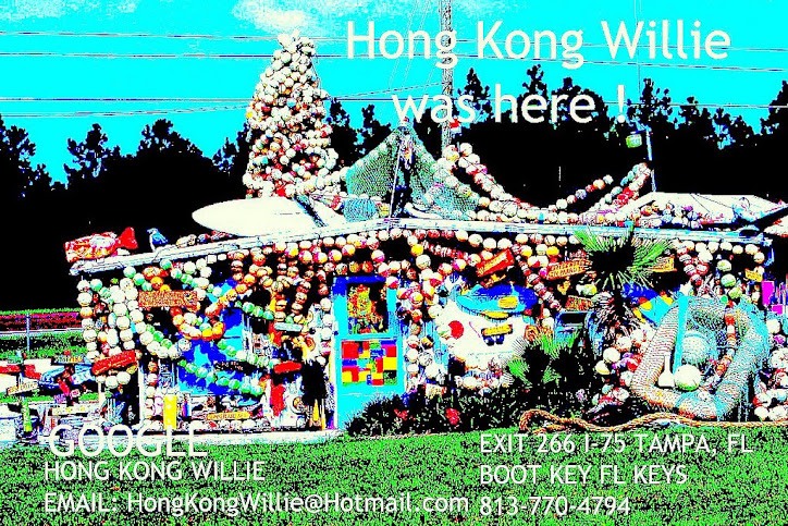 Hong Kong Willie Fletcher and 75 Tampa Florida