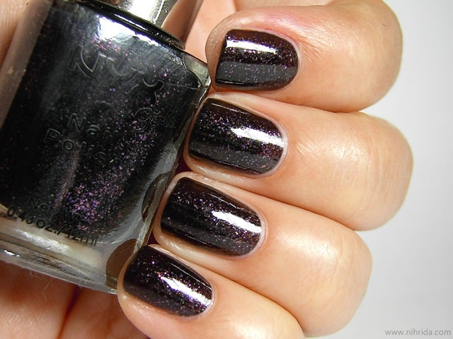 NYX Girls Nail Polish in Deep Space