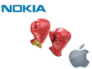 pelea de patentes contra Apple