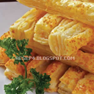 Resep Kue Cheese Stick