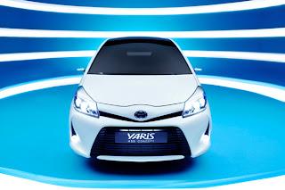 Toyota Yaris HSD Concept (2011)