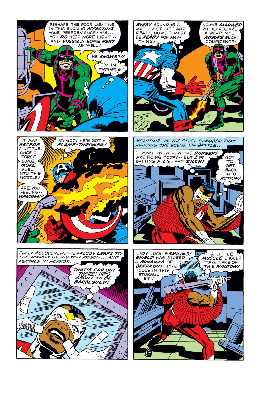 Captain America (1968) Issue #214 #128 - English 13