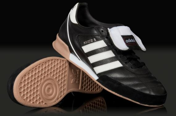 Black Shoes Adidas Goal 5 Soccer Indoor Kaiser And Futsal Soccer wXTHqIxzXC