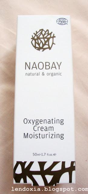 naobay oxygenating cream moisturizing krema za lice