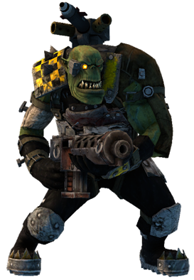 how to kill nobz spacemarine