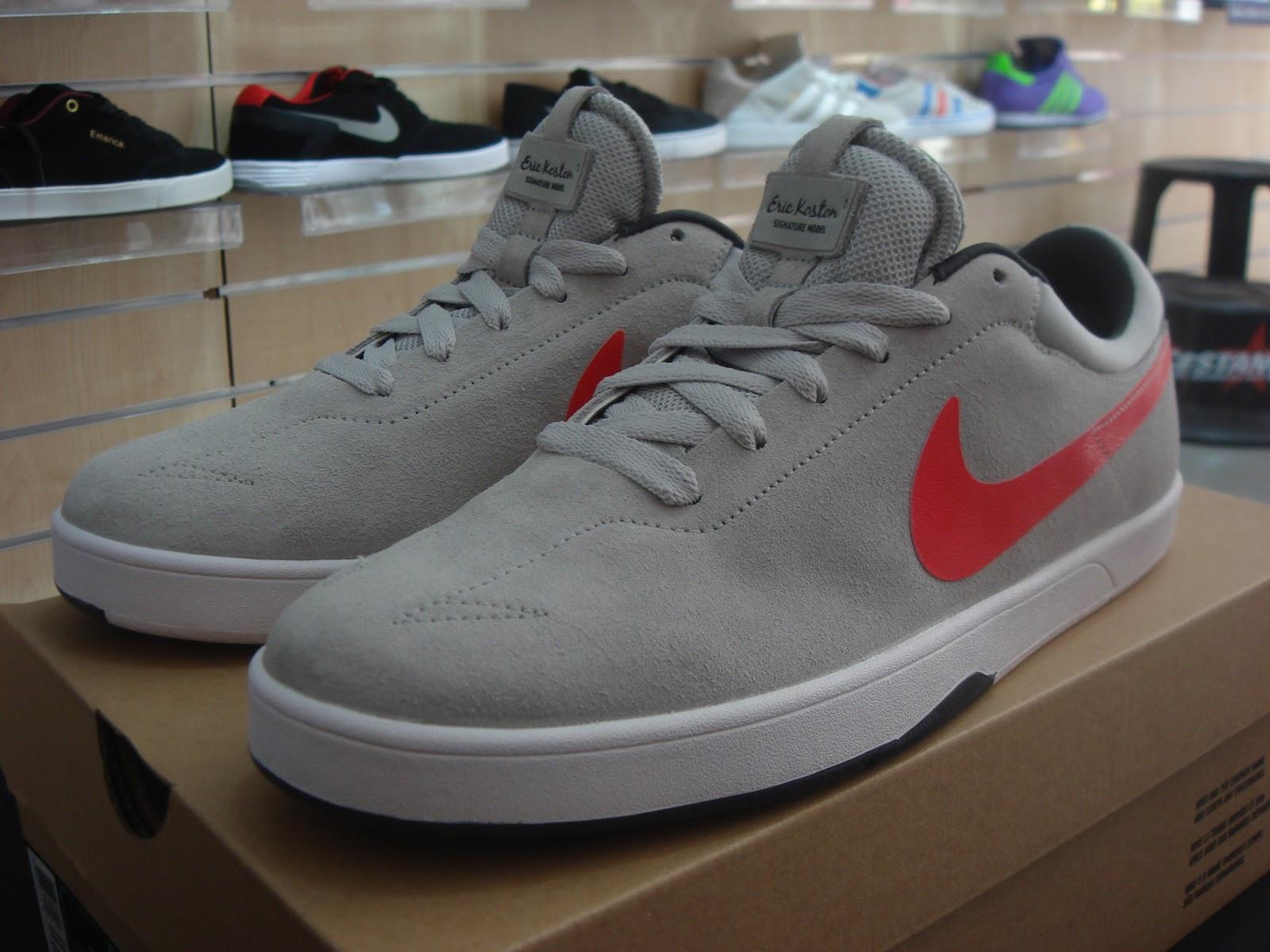 Stance Skateboard Shop: Más Nike que nunca!