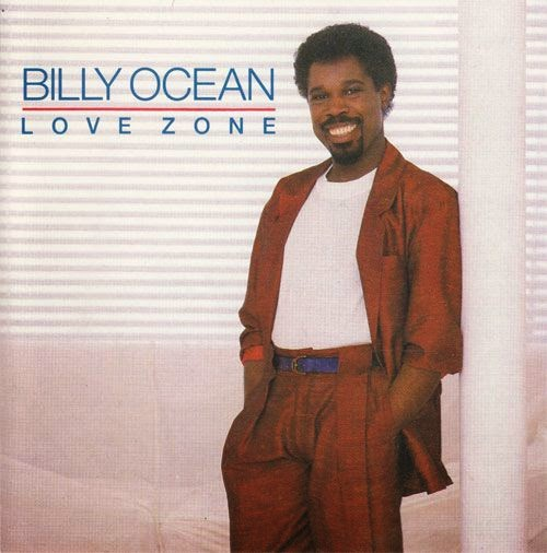 Billy Ocean - Love Zone 1986