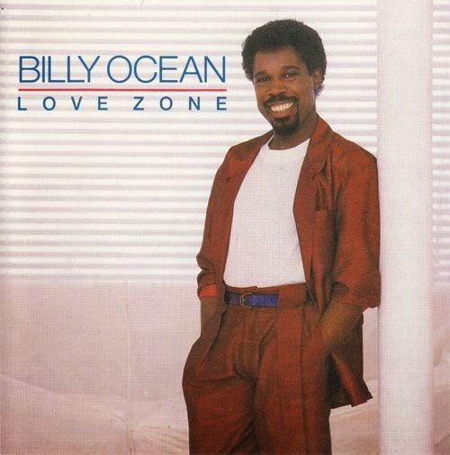 Billy Ocean - Love Zone 1986