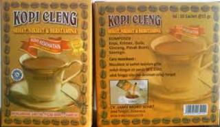 Jual Kopi Cleng
