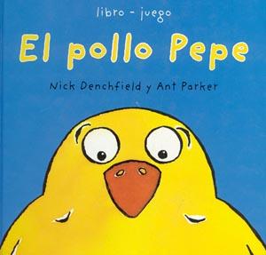 """""""El Pollo Pepe"""" en las casetas 321 y 322 Ed. SM"""