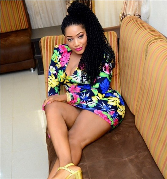 Mehn! The 'Ukwu' On This Nollywood Actress Though