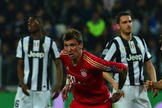 Mandzukic affonda la Juventus