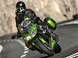 2012 KAWASAKI Z1000SX Tourer Wallpaper Review