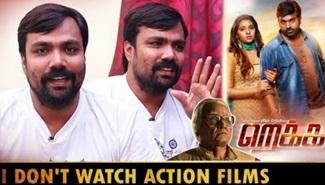 Director Balaji Tharaneetharan Interview Part2 Seethakathi