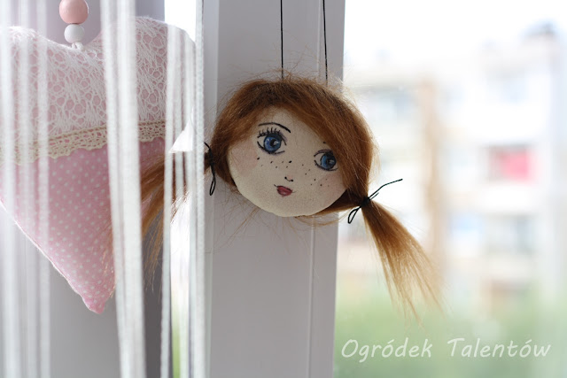 lalka z masy solnej
