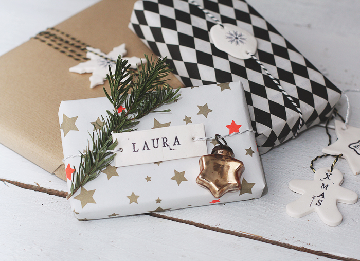 Fimo Geschenkanhänger Geschenke Weihnachten
