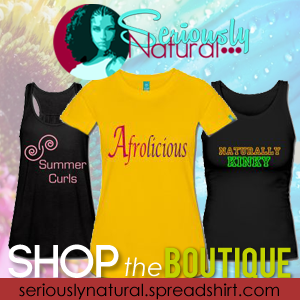 SEE THE NEW DESIGNS AT SERIOUSLY NATURAL