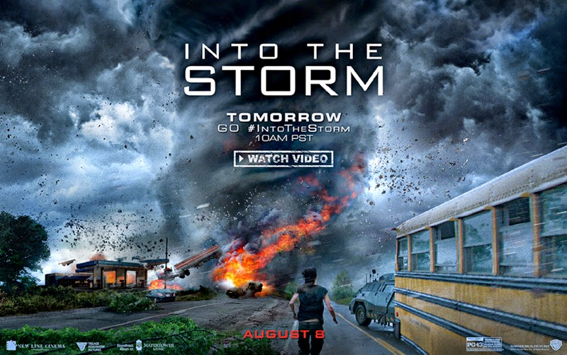 Into the Storm 2014 - Film nou 2014 - Ruleaza deja in cinematografe!