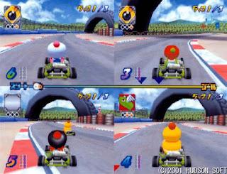 Bomberman Kart PS2