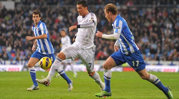 El Real Madrid se juega el título y la Real la Champions