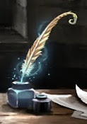 La pluma mágica