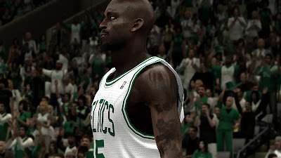 NBA 2K13 Realistic Darker Skin Tone Mod Cinematic Effect
