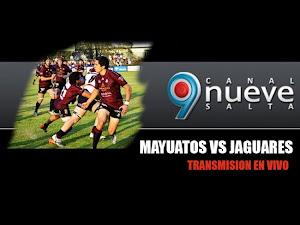 Los Jaguares vs. Los Mayuatos en vivo