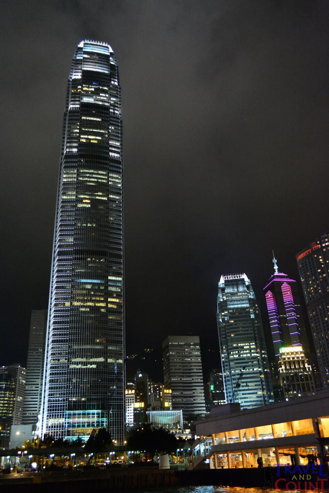 IFC Tower Hong Kong