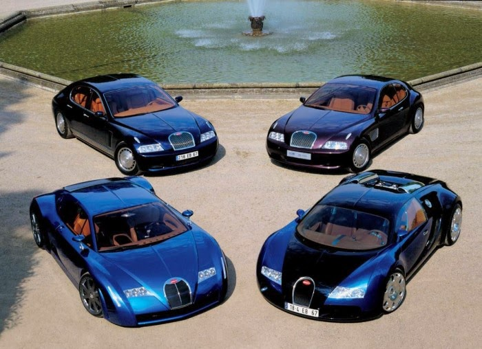 luxury car group  New Bugatti Group Luxury Car Wallpapers | Sport Car Pictures