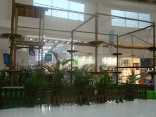 Eco Aventura no Shopping Grande Rio