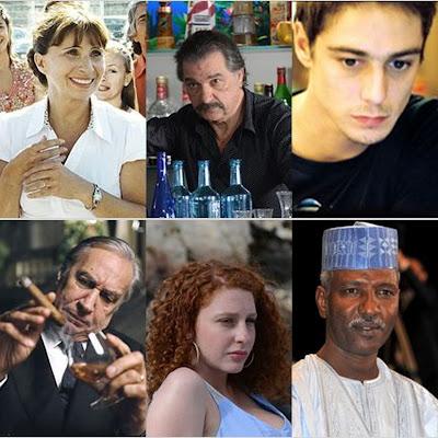Ariane Ascaride, Gérard Meylan, Jacques Boudet, Youssouf Djaoro, Adrien Jolivet, Lola Naymark