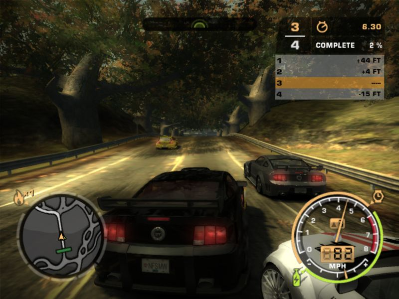 .Addicted in Games: Need For Speed: Most Wanted - PS2 ...