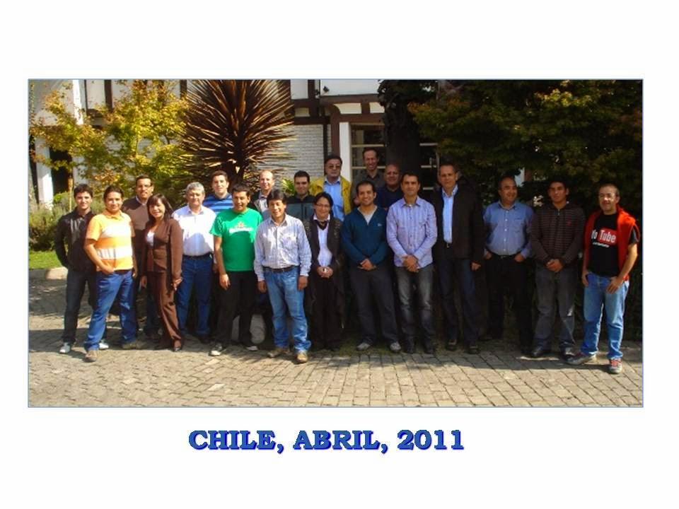 Chile, abril, 2011