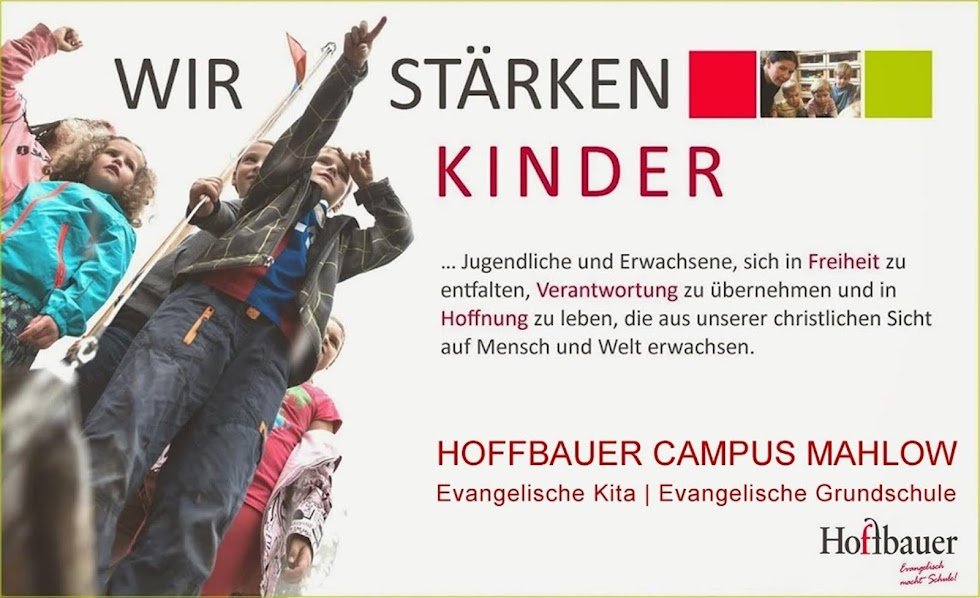 Hoffbauer Bildungscampus Mahlow