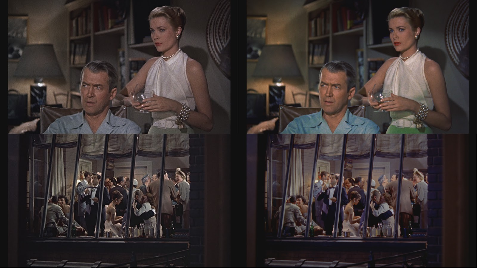 comparison of psycho and vertigo Besides making people forever afraid of motel-room showers, alfred hitchcock's psycho continues to have an incalculable impact on popular culturethough it was released 55 years ago this week (on june 16, 1960), it continues to inspire filmmakers and tv producers.