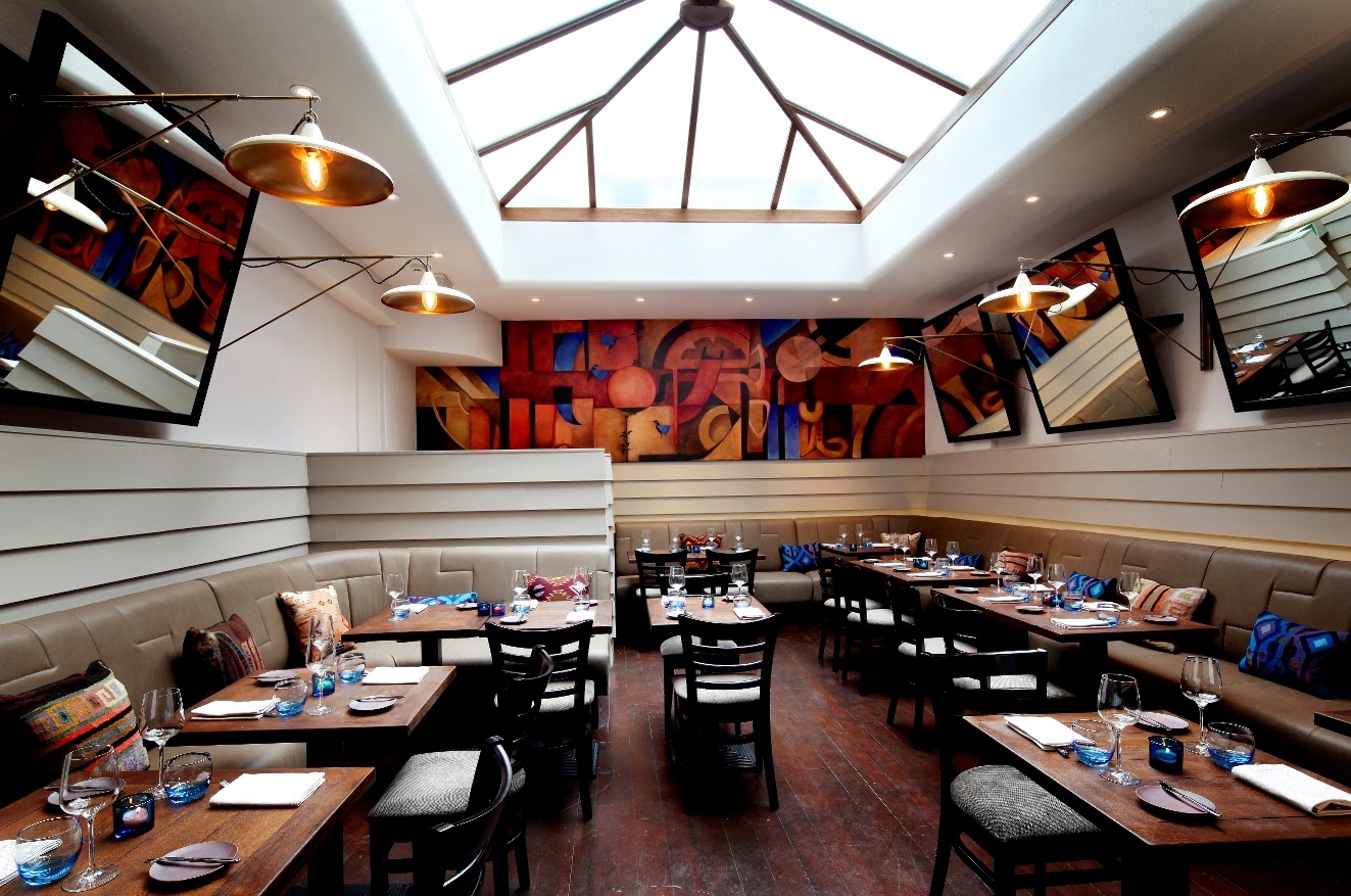 The london foodie restaurant review lima